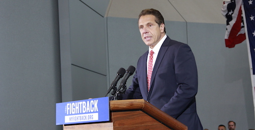NY Daily News - Gov. Cuomo calls for probe into firing of dozens of NYC hotel workers
