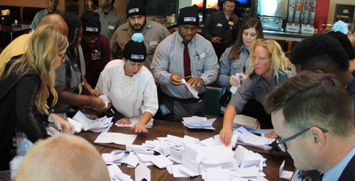 Rivers Casino Workers Ratify Their First Contract