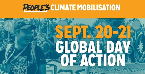 Join HTC at the People's Climate March this Sunday