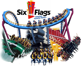 Find great deals on eBay for tickets six flags.